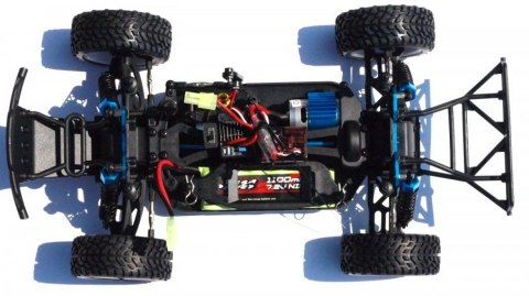 Short Course 1:16 4x4 27MHz RTR - 19205
